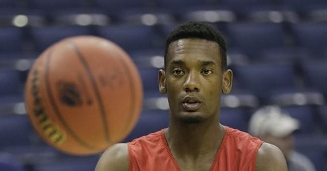 Basketball player sues Ohio college over suspension