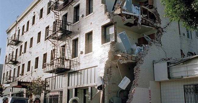 Los Angeles orders quake retrofit for many older buildings