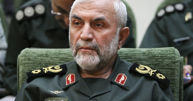 The Latest: Slain Iran general was key figure in Syria war
