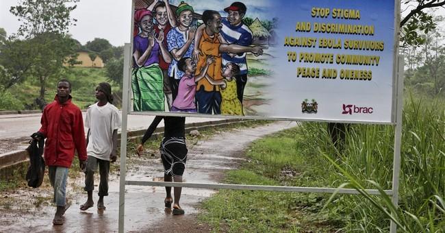 Johnson & Johnson starts Ebola vaccine trial in Sierra Leone