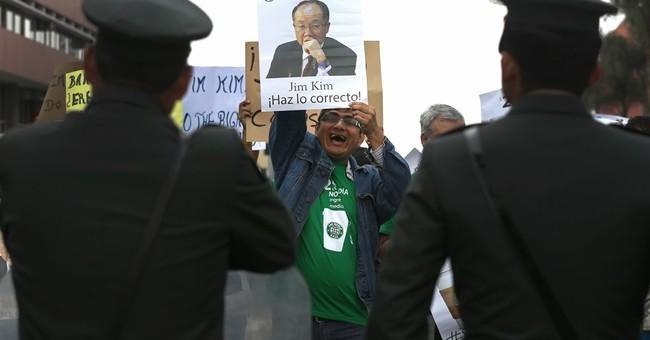 Celebration of Peru's economic boom comes late