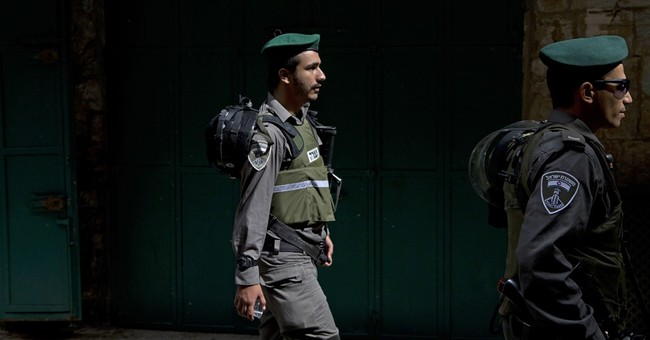 The Latest: US condemns rash of Palestinian attacks
