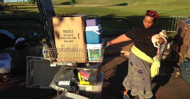 Honolulu begins final push to clear major homeless camp