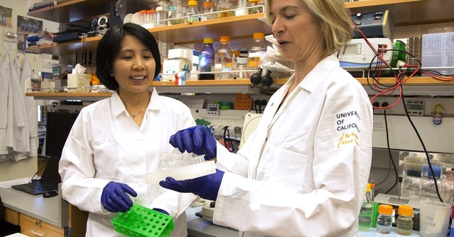 Boom in gene-editing studies amid ethics debate over its use