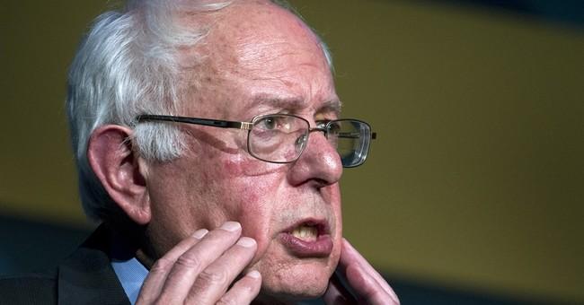 Sanders not overloaded with prep for 1st Democratic debate