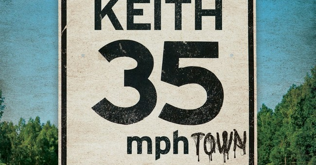 Music Review: Toby Keith gets playful on '35 mph Town'