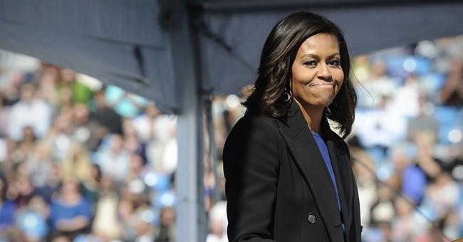 Michelle Obama celebrates International Day of the Girl