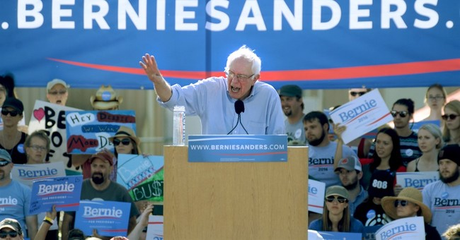 Sanders stresses gun control, calls for assault weapon ban