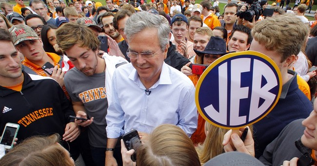 In Tennessee, Bush scores another game day in his SEC tour