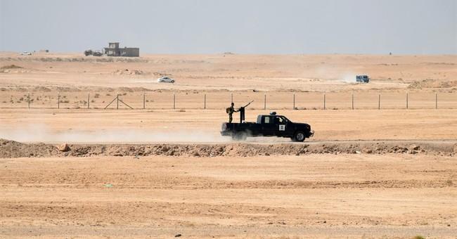 Iraqi air force claims hit on IS leader al-Baghdadi