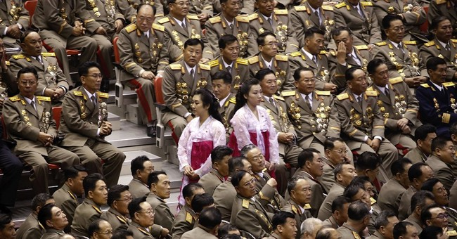 Singers take stage for North Korea's big anniversary fete
