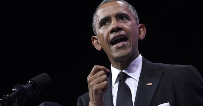 President Barack Obama interviews author Marilynne Robinson