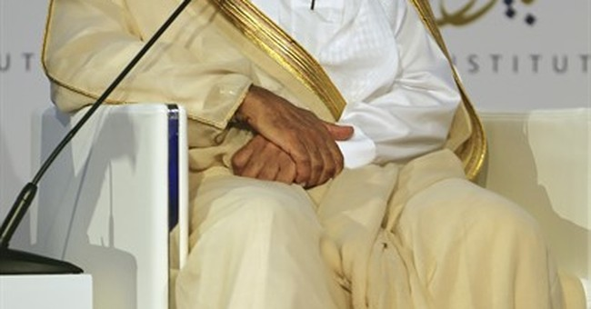 AP Exclusive: Prince says Saudi will stay in charge of hajj