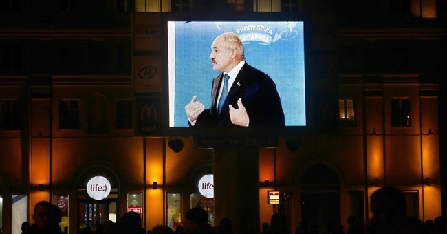 No surprise: Lukashenko wins Belarus presidential race