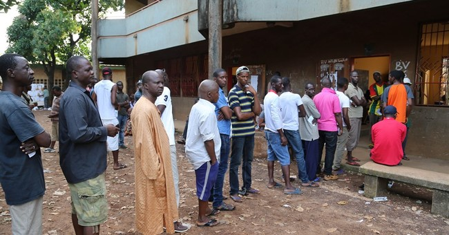 Guinea opposition leader pulls himself from election process
