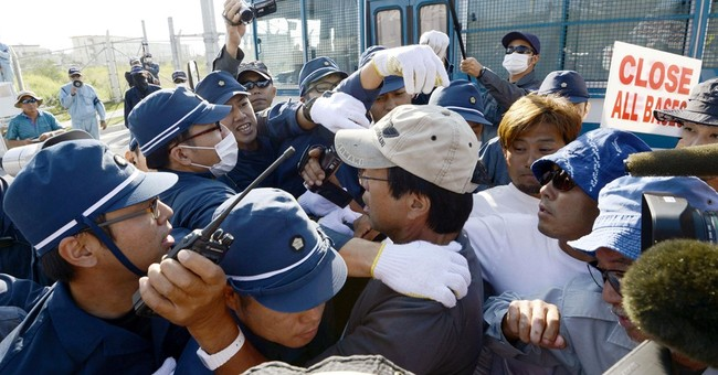 Okinawa gov revokes approval for relocation of US air base