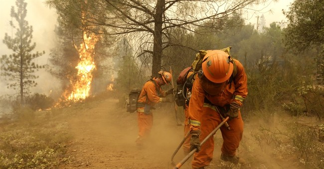 Data show criminal activity among inmate firefighters