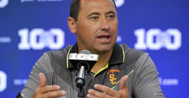 USC fires Steve Sarkisian 1 day after putting coach on leave