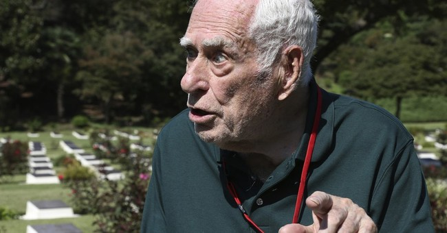 Former American POWs visit Japan, recount memories