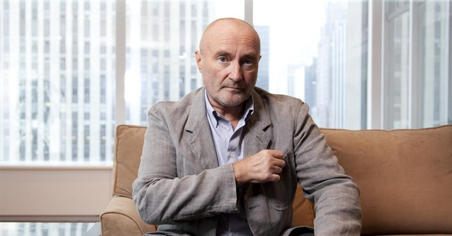 Phil Collins autobiography to be published in 2016