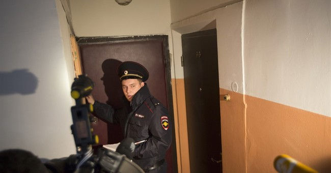 Russia arrests IS-linked suspects who plotted terror attack
