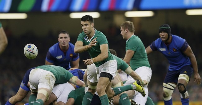 Rugby World Cup organizers: Show will be OK without England