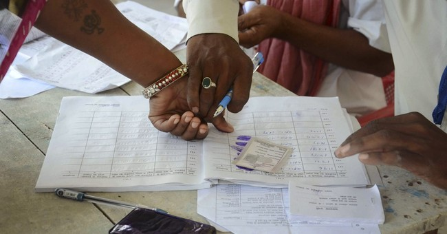 India's Bihar state holds elections seen as Modi referendum