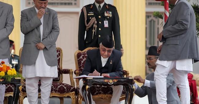 Nepal's new premier names protest group leaders as deputies