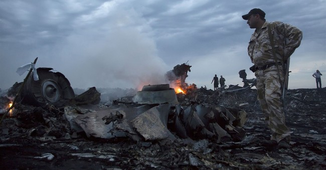 A glance at the report into the downing of flight MH17