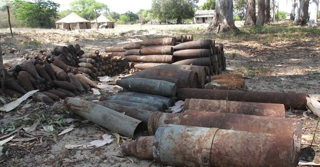 Mozambique plans to turn old ammo depot into nature reserve