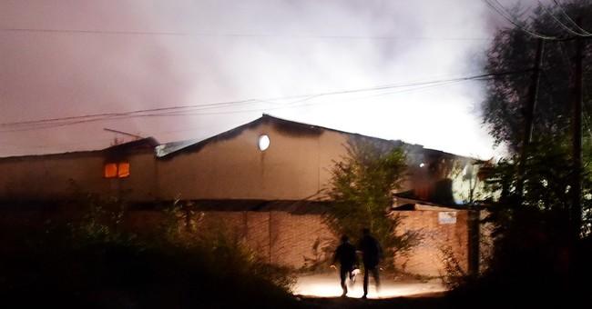 Blast rocks Tianjin, 2 months after fatal explosion