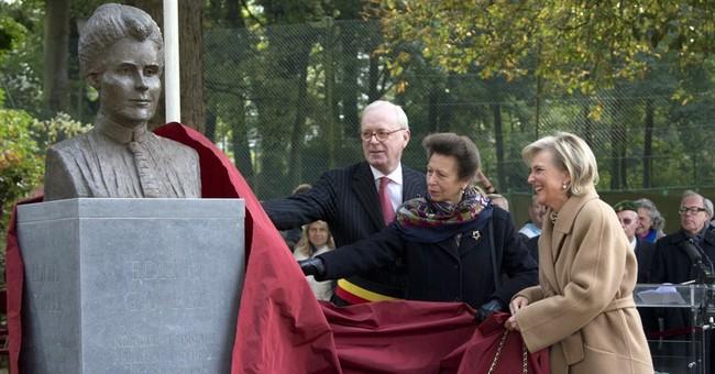 Belgium marks WWI execution of Britain nurse 100 years ago