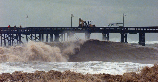 Evidence mounts for El Nino that could ease Calif. drought