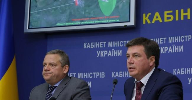Dutch probe: Buk missile downed Malaysian jet in Ukraine