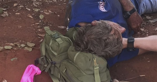 Hunter survives 6 days without water in Australian Outback