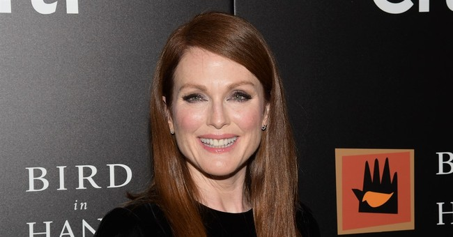 Julianne Moore rallies fellow actors to fight gun violence