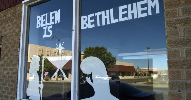 New Mexico town of Belen in fight to keep Nativity scene