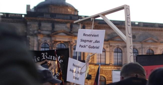 Germany: prosecutors probe mock gallows at PEGIDA rally