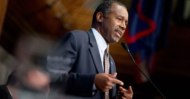 Baltimore police can't confirm Carson's story of holdup