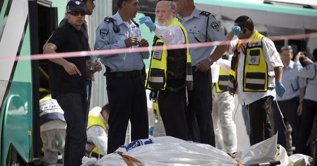 Israeli leader vows 'aggressive steps' to halt fighting