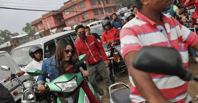 Nepal fuel crisis eases as gov't allows some gas sales