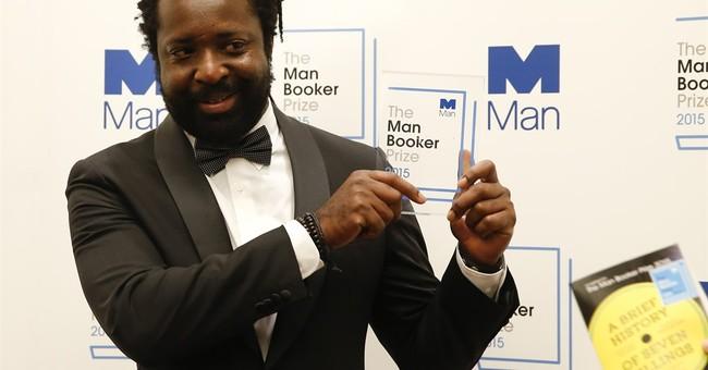 Jamaica's Marlon James wins Booker Prize for fiction