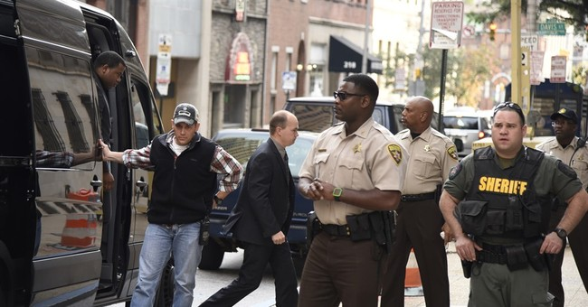 Freddie Gray hearing: Officer's 2 statements admissible