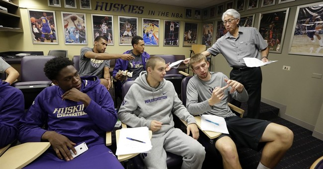Huskies' season-opening trip to China includes class work