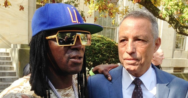 Flavor Flav pleads guilty in NY court over 2014 traffic stop