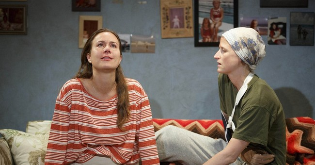 Mamie Gummer 'recalibrates' her career, returns to stage