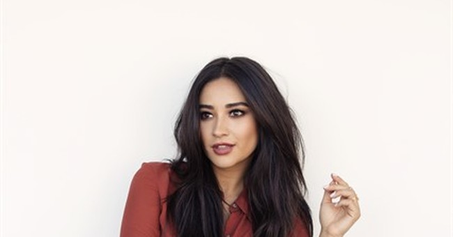 Shay Mitchell is acting more her age in recent projects