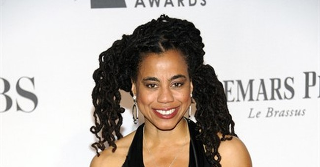 Playwright Suzan-Lori Parks is the winner of the Gish Prize