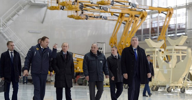 Putin chides officials for delays in cosmodrome construction