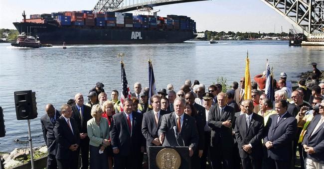 APNewsBreak: Delayed bridge project could hamper other ports